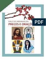 Preces e orações do VALE DO AMANHECER