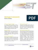 FTM Business Template - Strategic Framework