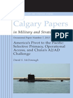 McDonough - Calgary Paper in Military and Strategic Studies