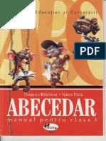 134339551 Carti Abecedar Manual Clasa 1 Ed Aramis TEKKEN