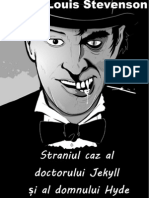 Robert Louis Stevenson - Straniul Caz Al Doctorului Jekyll Si Al Domnului Hyde
