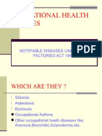 Occupational Disease Anorexia- By Hitarth MIHS-IsTAR