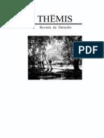 CDG - El Derecho sin coartada. Del diván a la teoría del derecho (2008)