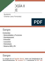 Fisiología II Ayudantía 01 - Sangre.pptx