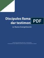 testimonio discipulos