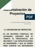 Administración de Proyec. 2