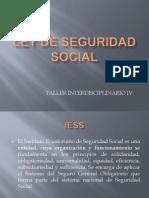 Ley de Seguridad Social