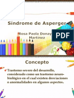 Sindrome de Asperger - Expo Lenguaje