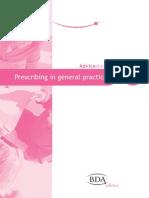 b9 Prescribing in General Practice - Feb 09