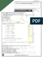 Ita Matematica 1995 1996
