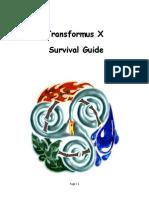 Transformus Survival Guide 2013