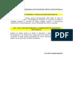 5to y 6to Mecatronica Taller e Instalaciones Electricas Prof Martin