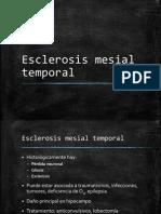 Esclerosis Mesial Temporal