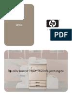 HP ColorLJ9500 Mfp SM