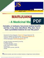Nexus Magazine, Vol 3, N°5 (Aug 1996) - The Hemp Conspiracy - Marijuana, A Medicinal Marvel
