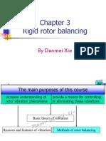 3 - Rigid Rotor Ballancing