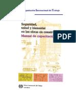 Construcción - Manual Curso de Seguridad y Salud en la Construcción - OIT