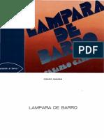 CD Lampara-De-barro - Cesareo Gabarain