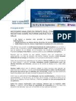 21-08-2013 Blog Rafael Moreno Valle - NECESARIO ANALIZAR EN DEBATE EN EL CONGRESO INICIATIVAS SOBRE REFORMA ENERGÉTICA, MORENO VALLE