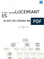 Hipoglucemiantes - Alarcon Urbina Max Felix