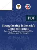 APEC Program Strengthening Indonesias Competitiveness