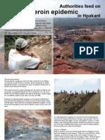 KachinHeroinEpidemic in Hpakant