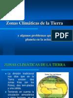 Zonas Climáticas y Climas de Costa Rica