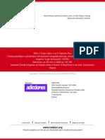Consejo psicológico y psicoterapia motivacional en drogodependencias- evaluación de las intervencion