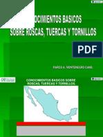 Roscas Tuercas y Tornillos