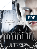 The Iron Traitor by Julie Kagawa - Chapter Sampler