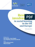 Resident Involvement in the UK and Europe_A5_120117