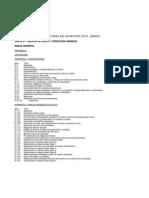 RAAC Parte 91 - REGULACIONES ARGENTINAS DE AVIACIÓN CIVIL