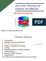 Variables Multiples en Matlab
