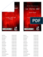 La Verne Idol Semi-Finals Cover-1