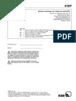 Manual de Instrucciones KWP