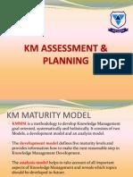 Knowledge management Maturity Model, KMMM