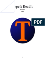 TypeIt ReadIt Manual Win 1_6