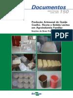 Produção Artesanal de Queijo Coalho, Ricota e Bebida Láctea