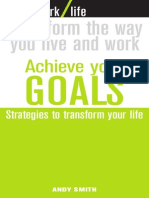 Achieve Your Goals-WORKLIFE