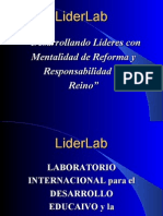 Presentacion LiderLab Paterson 06-13-07
