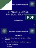 Standard Grade Quiz - Revision