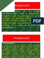 PROBABILIDAD-HIDROLOGIA