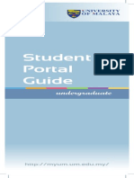 Student Portal Guide