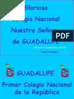 Glorioso Colegio Nuestra Señora de Guadalupe - Perú