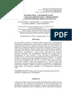 Determinación simultánea Sulfatmetoxazol y trimetoprim