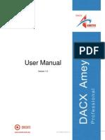Ameyo(Pro) Manual v1.5