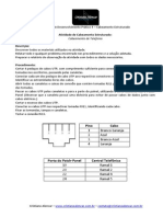 TDPCE9 - Cabeamento de Telefonia
