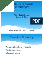 Dave Peralta Water Presentation