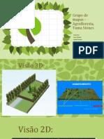 Grupo de Mapas - Agrofloresta Turma Stones