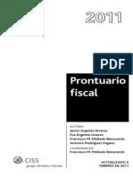 Pr on Tua Rio Fiscal 2011